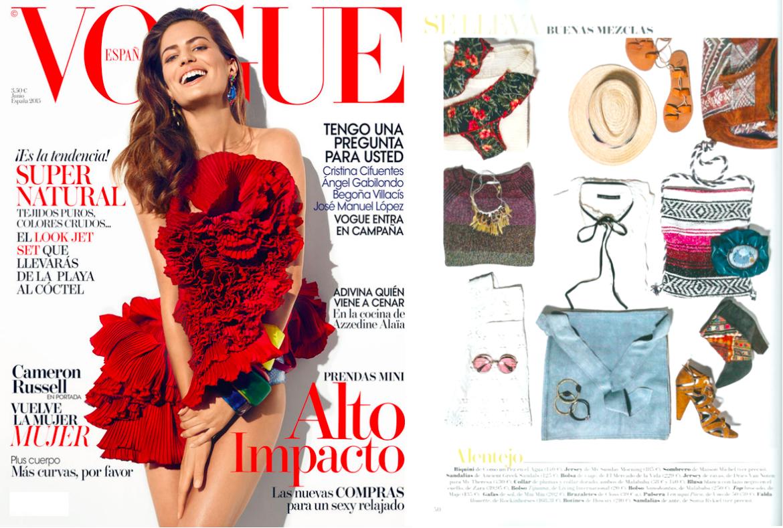 Vogue bolsa de viaje Tuareg EMV El Mercado de la Vida